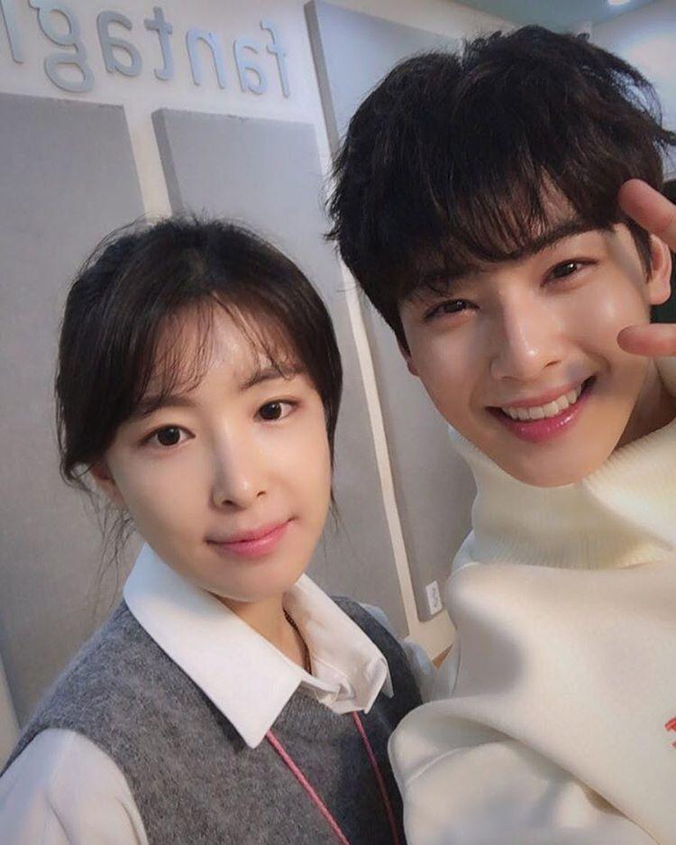 [01.12.16] Astro on instagram - EunWoo