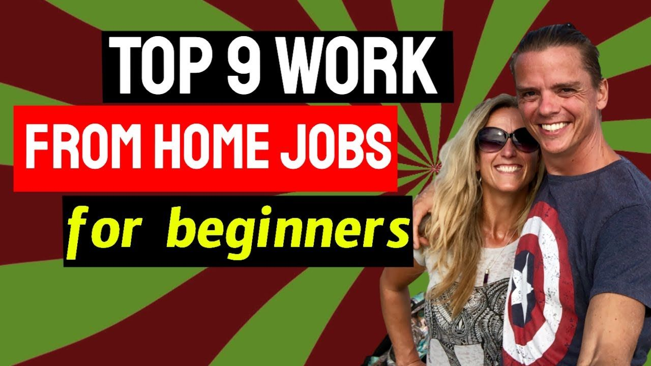 Top 9 Work From Home Jobs For Beginners That Pay 100/Day
