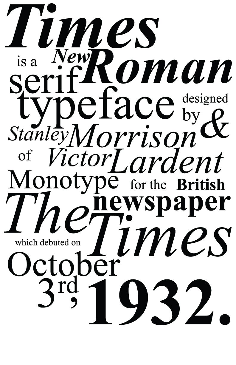 In 1931, The Times, a London newspaper, commissioned Victor ...