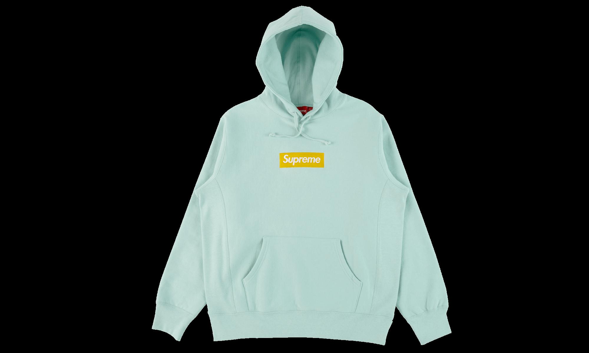 Supreme Box Logo Hooded Sweatshirt Fw 17 Su3145 Hooded Sweatshirts Sweatshirts Supreme Box Logo [ 1200 x 2000 Pixel ]