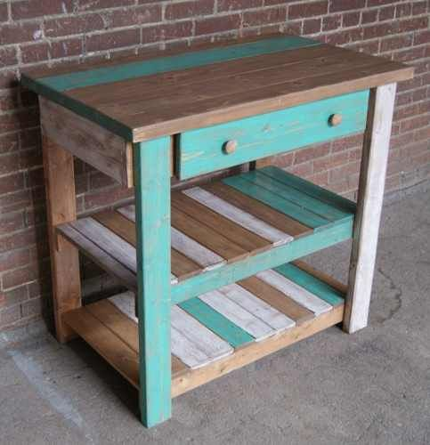 Isla de cocina mesa auxiliar de cocina somos fabricantes - Fabricantes de mesas de cocina ...