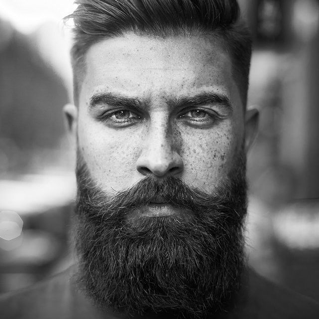 Les 5 barbes de hipsters du mois de décembre 2014