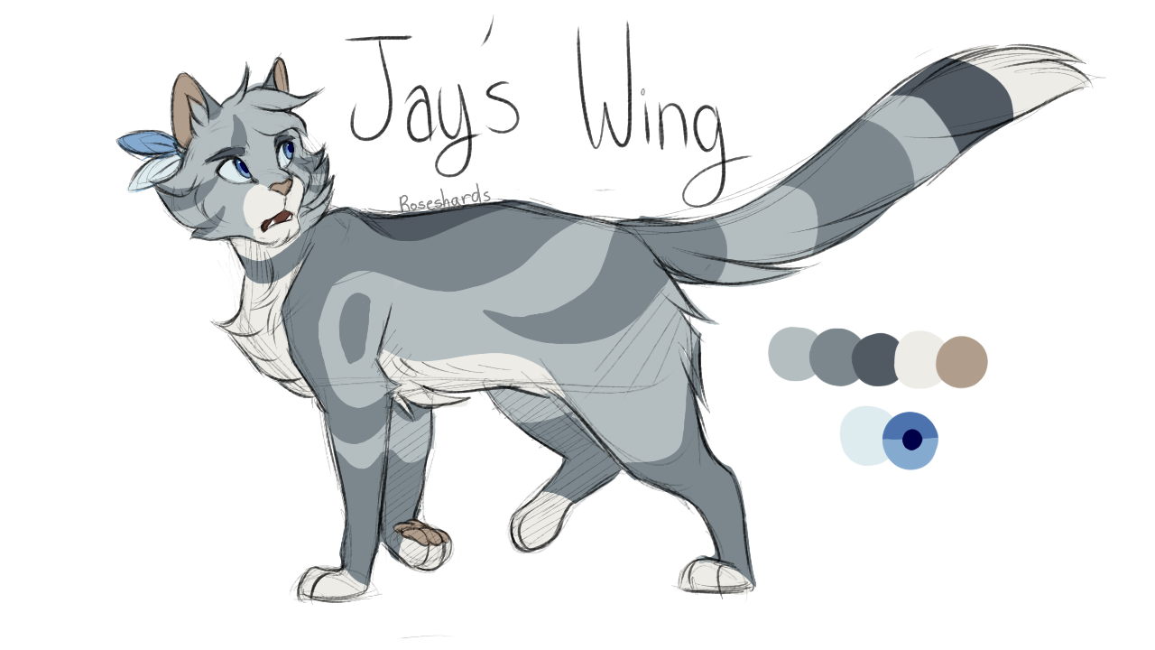Warrior Cat Designs With Images Warrior Cat Drawings Warrior