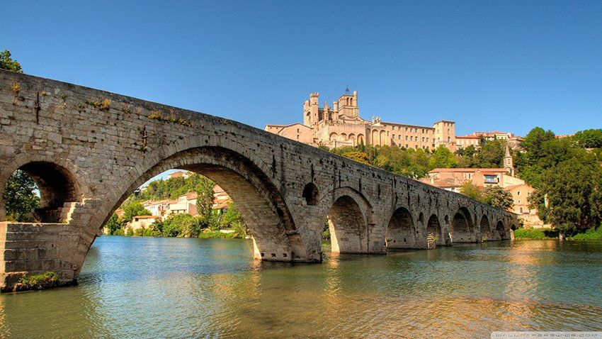 Pin On La France Et Ma Region Le Languedoc