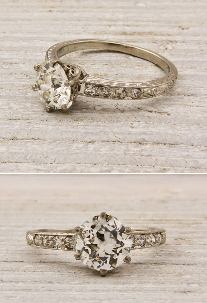 Antique Engagement Rings Cardiff 32 Antique Wedding Rings Antique Engagement Rings Vintage Wedding Rings Vintage