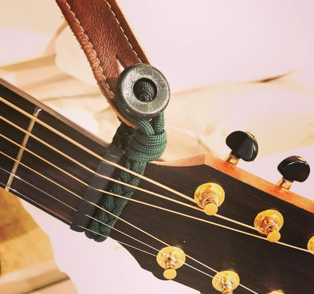 How To Make A Guitar Strap
