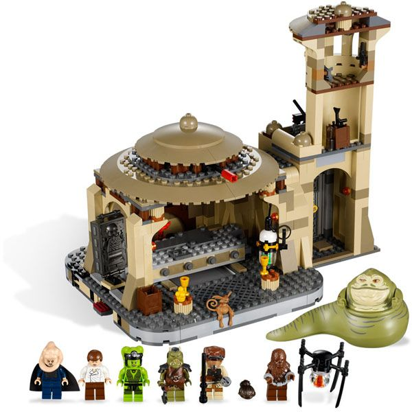 LEGO Star Wars Jabba's Palace | Lego star wars, Lego star and Lego