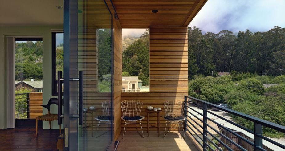 Stinson Beach House by WA Design | HomeAdore