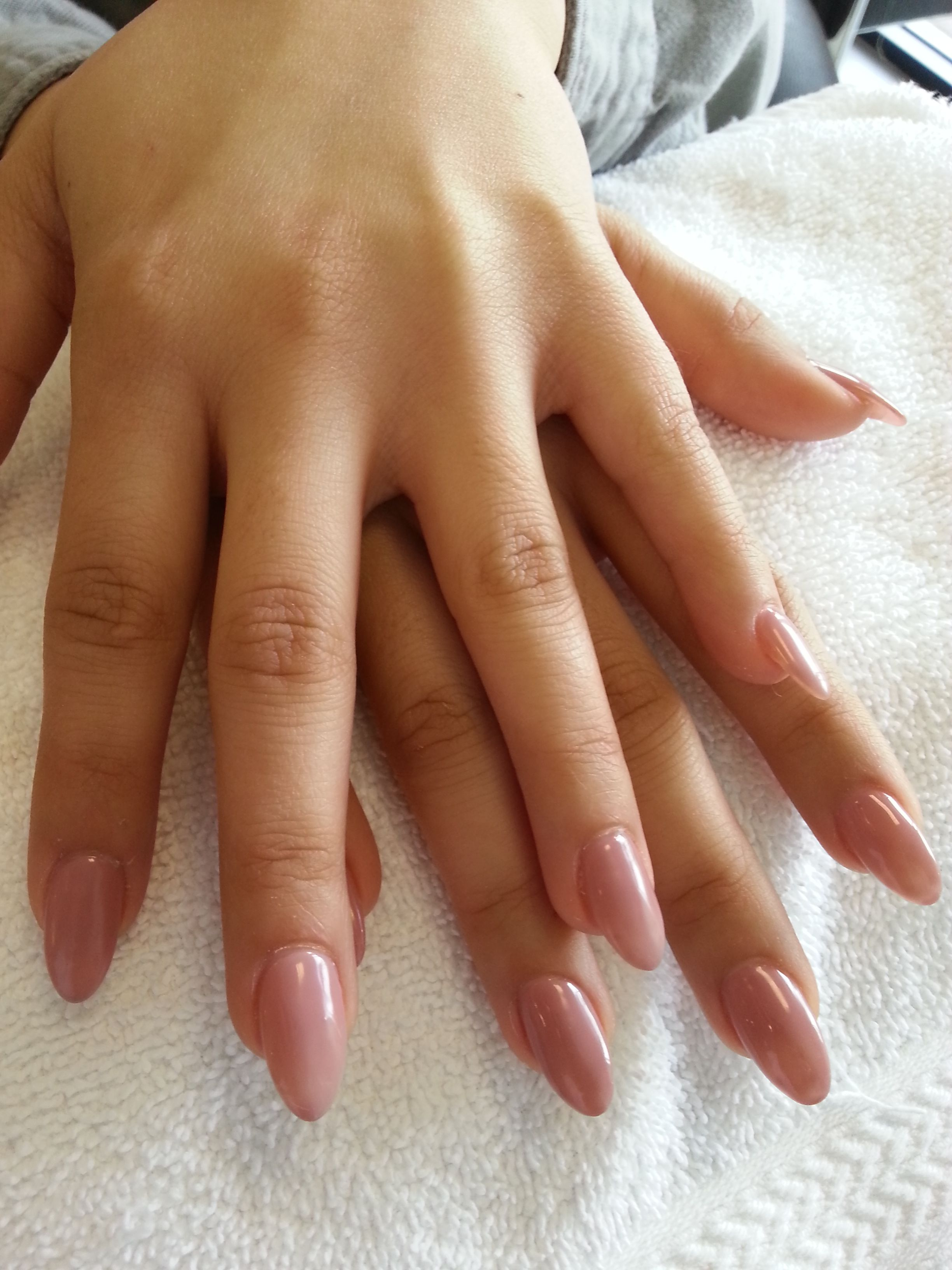 Pointy nails for acrylic nails. #pointynails, #pointy, #acrylic ...