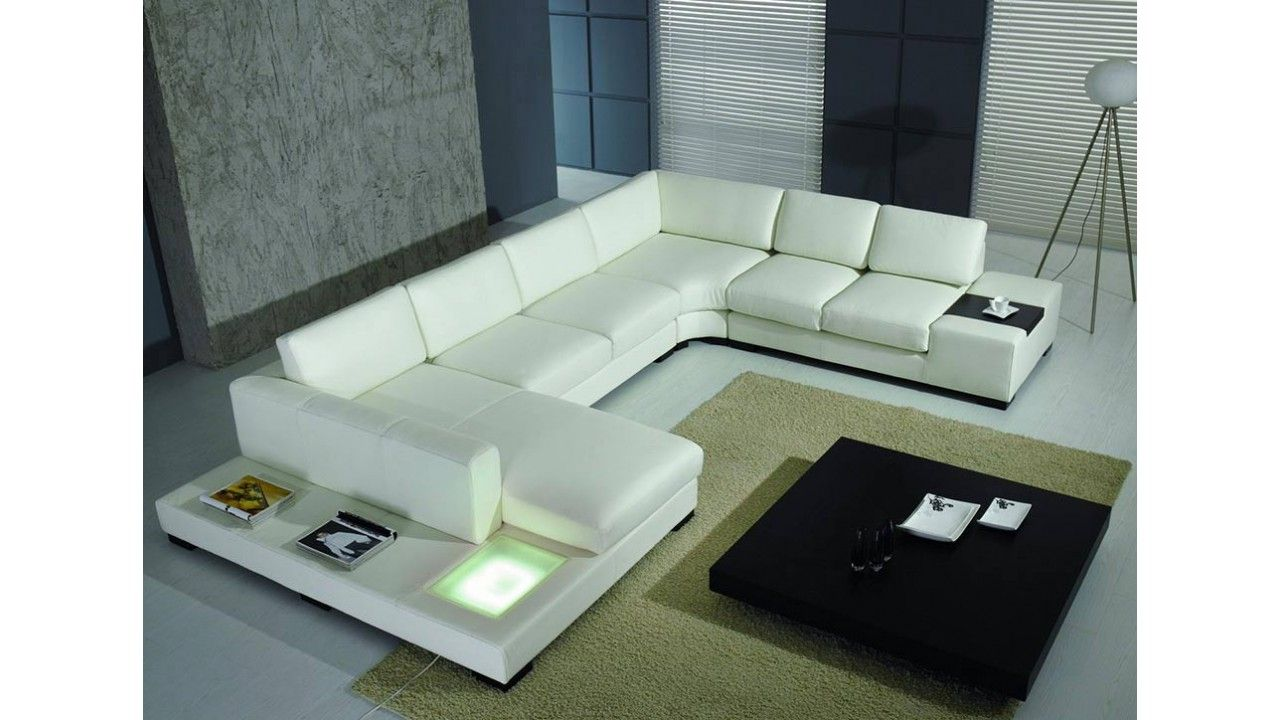 Nitro Mobilier canapé cuir d'angle denver | great furniture ideas | pinterest