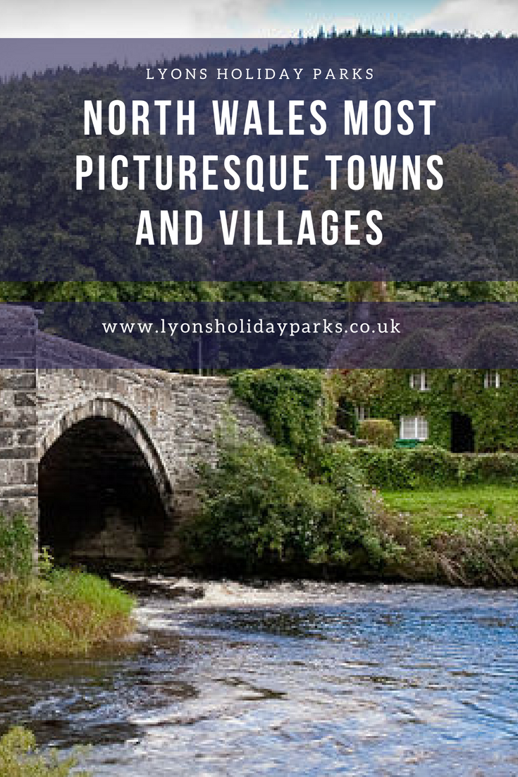 North Wales' Most Picturesque Towns #visitwales