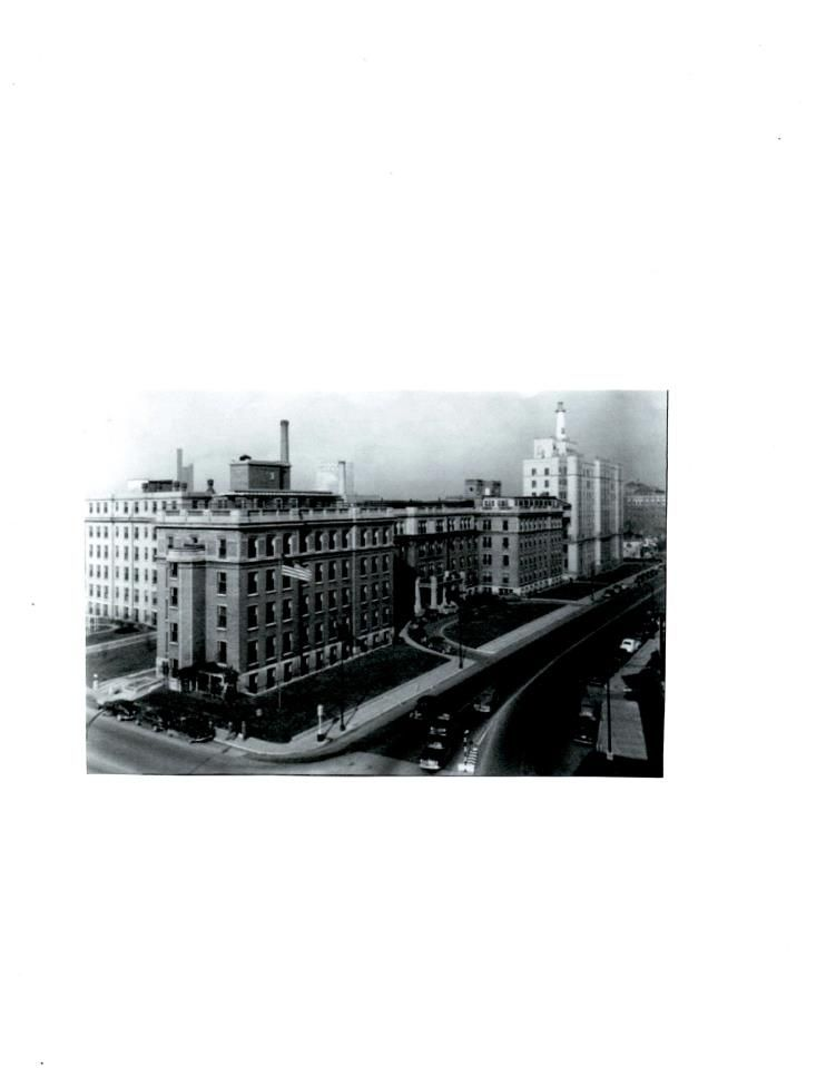 Methodist Hospital in 1948 | Indiana♡♡ | Indianapolis