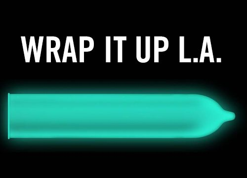 Free Glow in the Dark Condoms for Halloween in Los Angeles