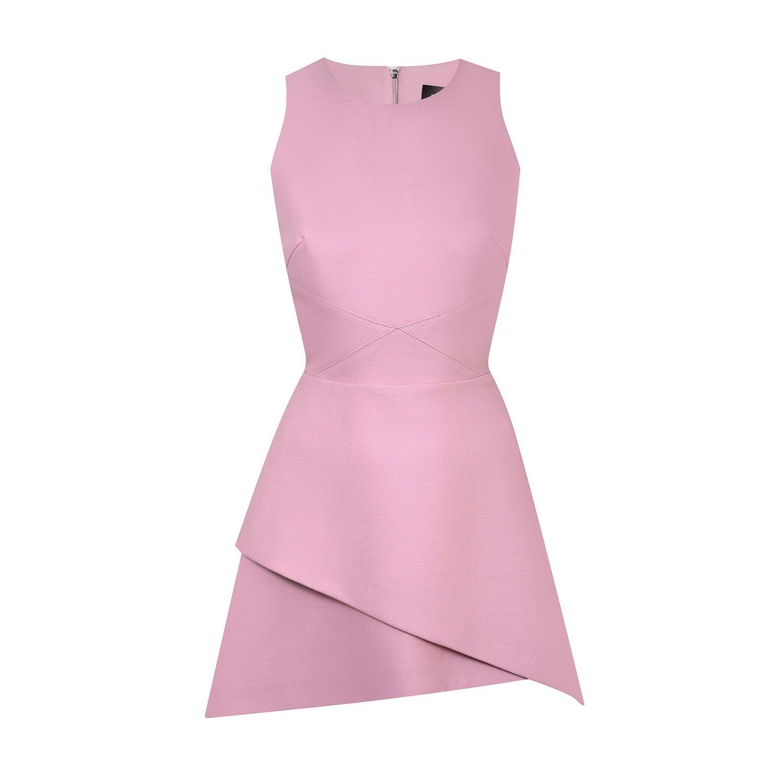 The Mix Clara Dress - Pink   Rebson   Wolf & Badger