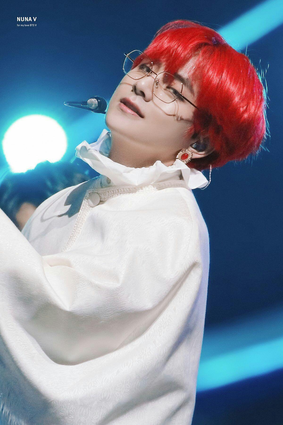 Ghost Of You [VKook/TaeKook] Rambut merah, Kim, Bts