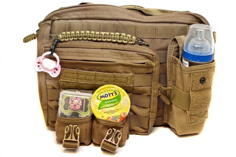 db0a3737a0e TBG Deuce 2.0 Tactical Diaper Bag™ Combo Set