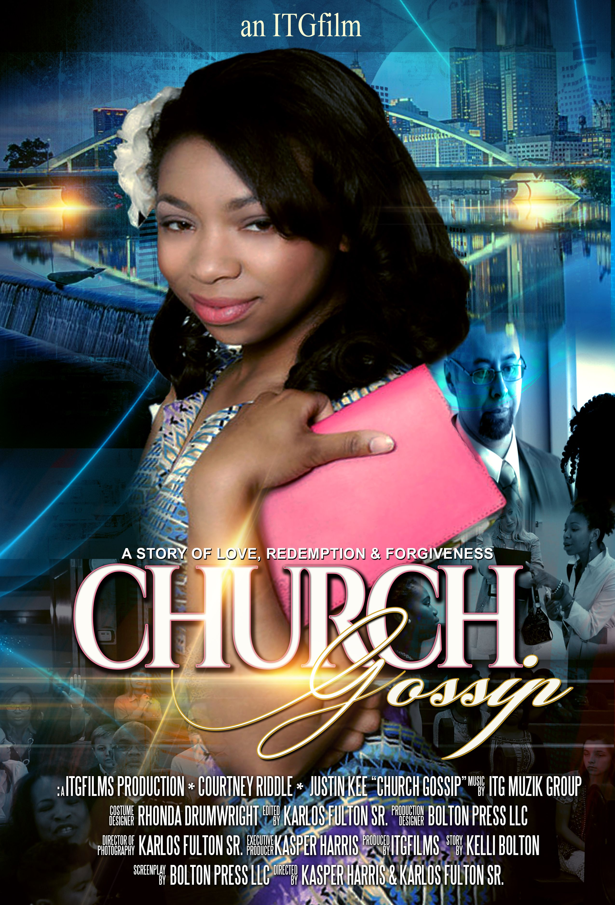 Church gossip christian moviefilm itg films cfdb