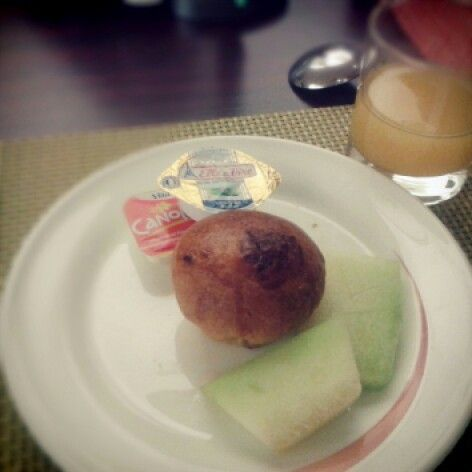 #breakfast#diet#suck#fruit#bread