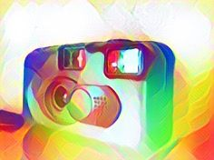 'Cuz the photos are art too  #old_camera #popart