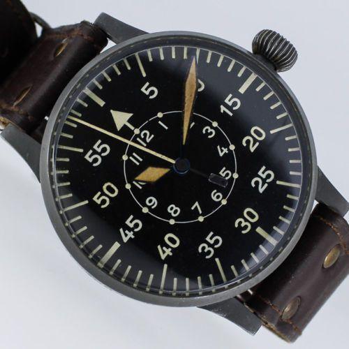 1942 Fliegeruhr Ww Uhr B Laco Pilot 55mm Top 2 Weltkrieg Ii qVpzSUM