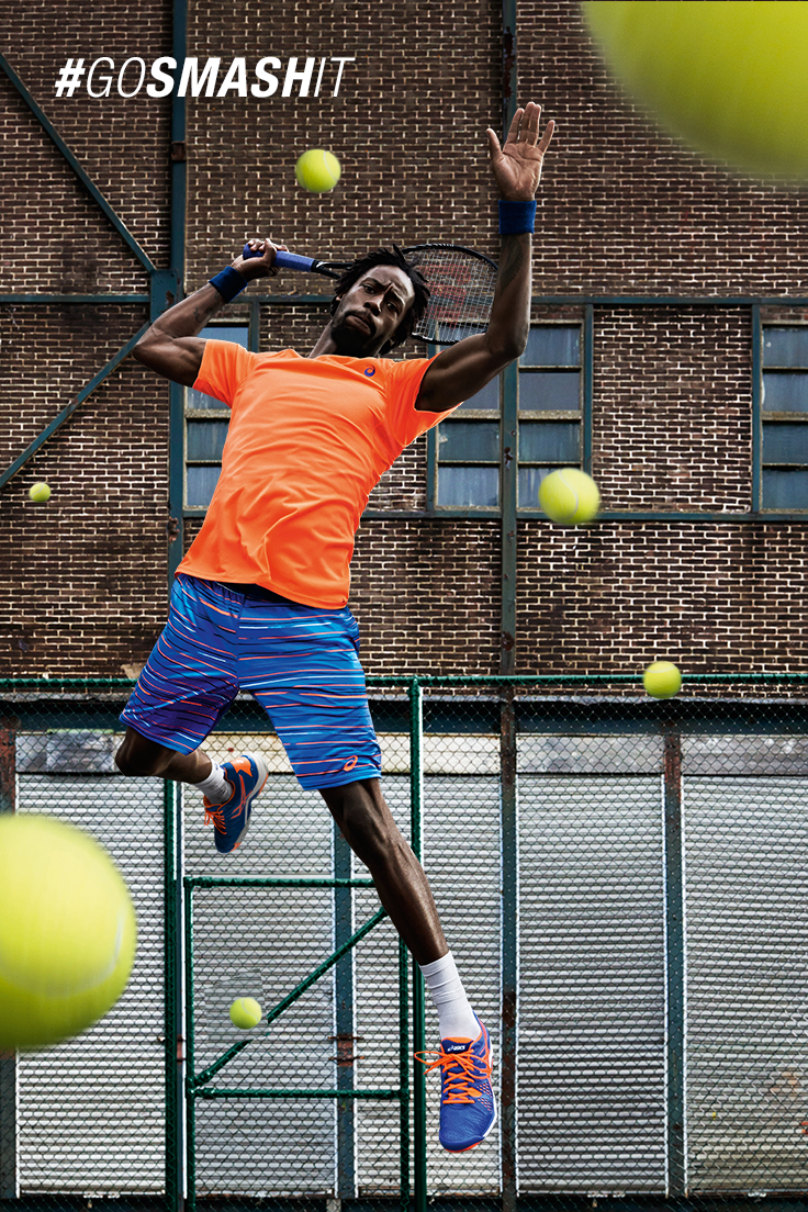 Details about  /Gael Monfils Tennis Player Backpack Made in USA