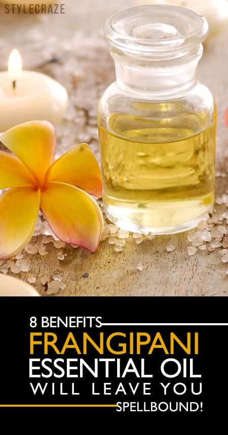 These 8 Amazing Benefits Of Frangipani Essential Oil Will Leave You Spellbound Frangipani Essential Oil Frangipani Essential Oil Benefits
