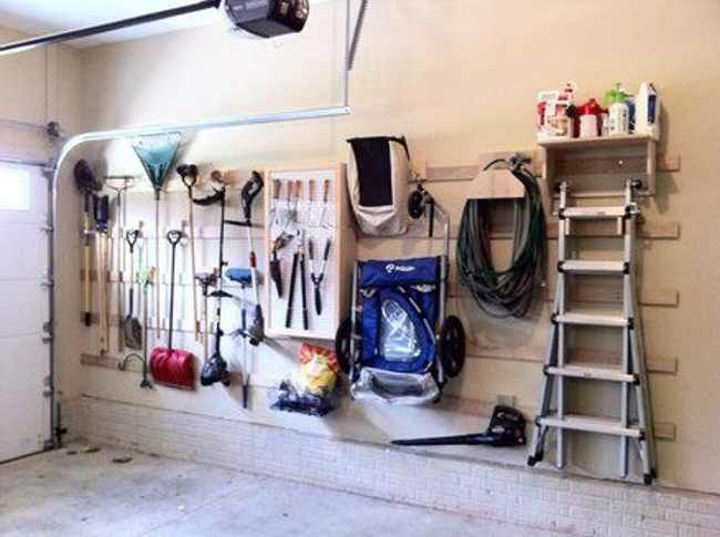 Exceptionnel French Cleat Storage Ideas   Google Search