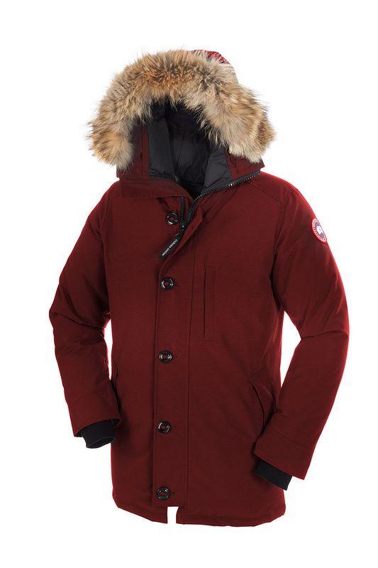 Canada Goose kensington Anorak Moda