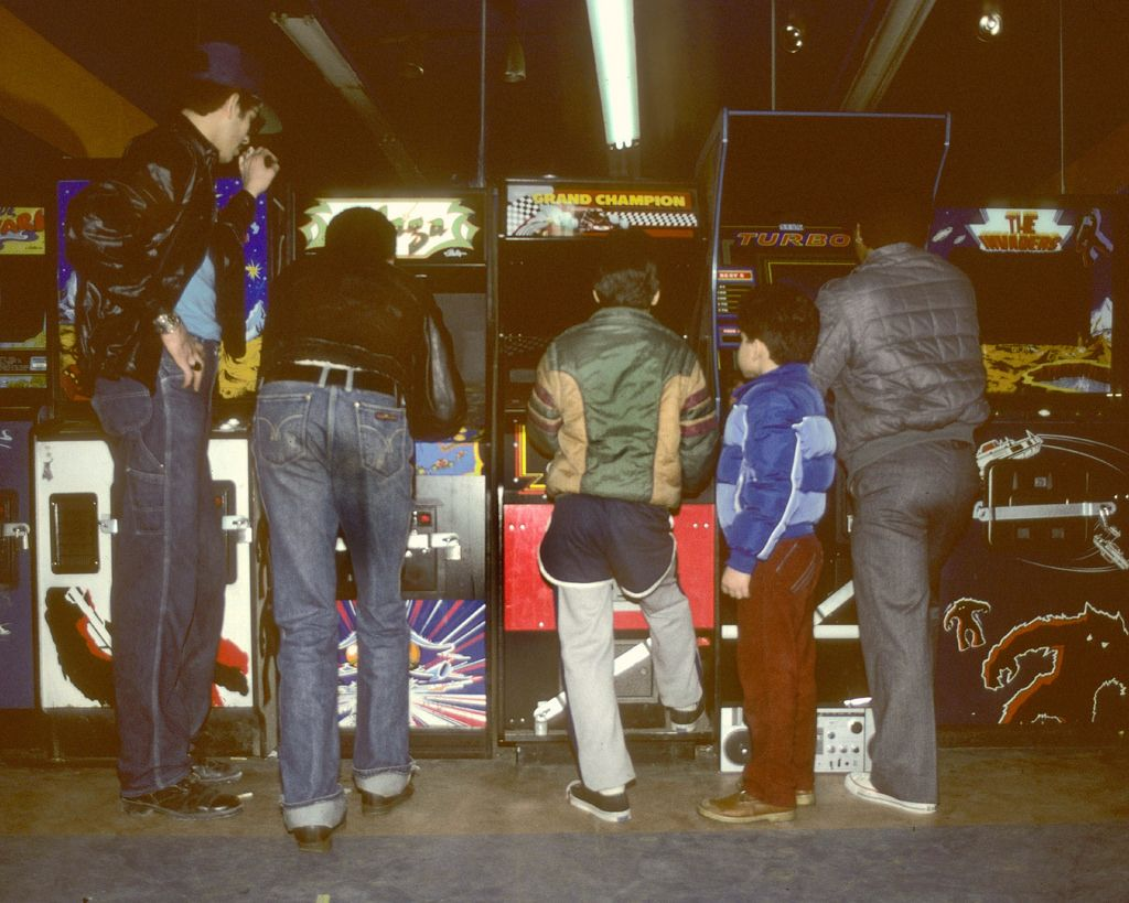 NY in the 80's
