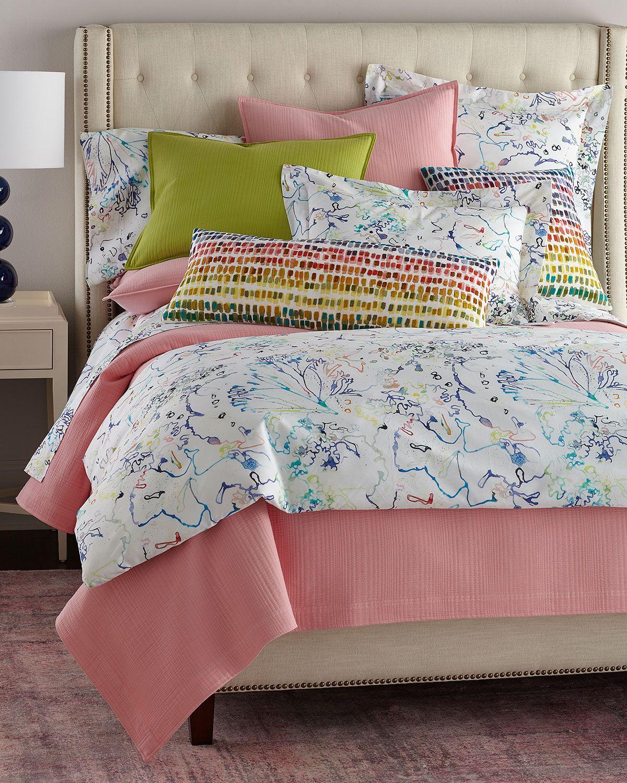 Pine Cone Hill Graffiti Bedding Bed, Comforter duvet