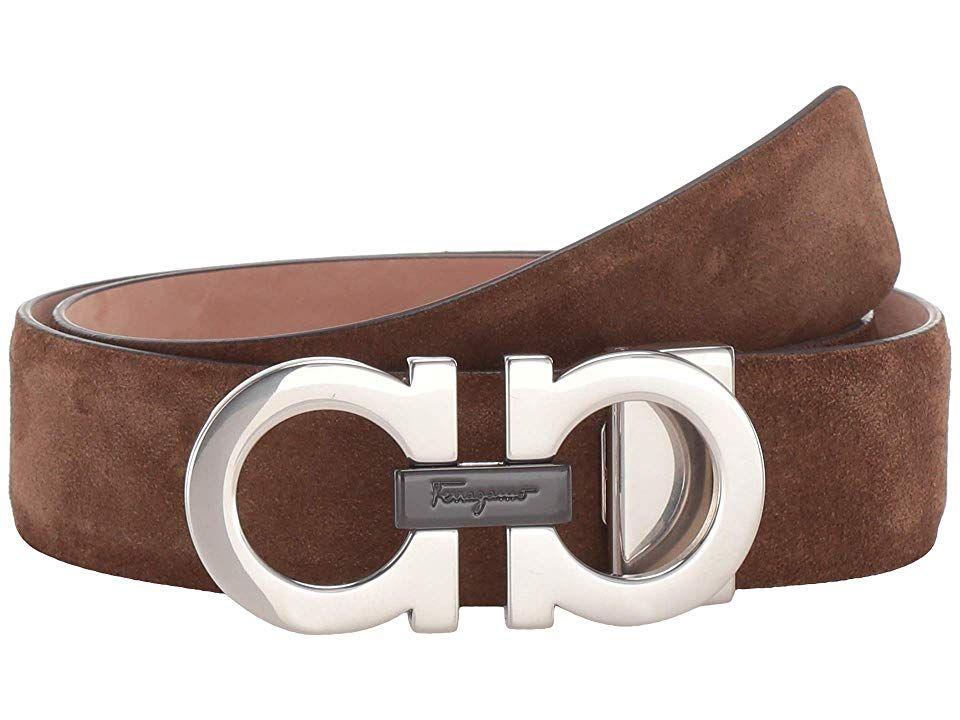 Salvatore Ferragamo Adjustable Belt 67A044 Men's Belts