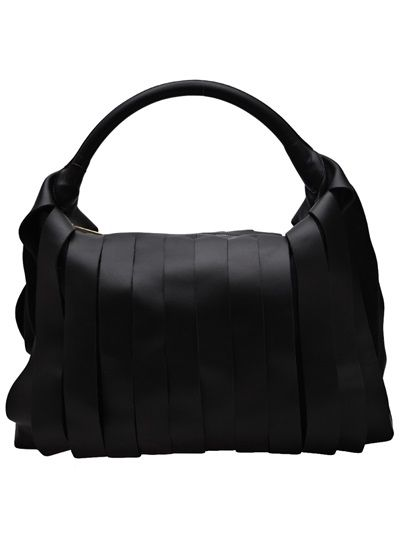 LUPO large slit shoulder bag $550