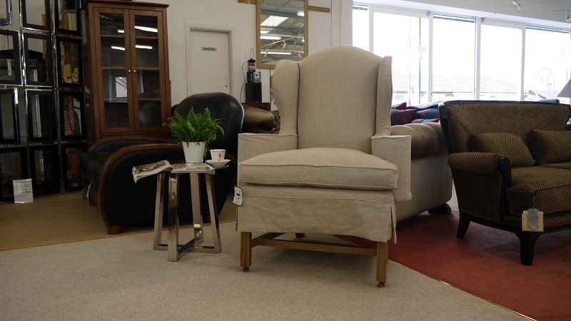 Armchairs : Art Forma Conran Wingback Armchair only £594