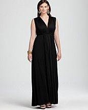 Rachel Pally White Label Plus Long Caftan Dress
