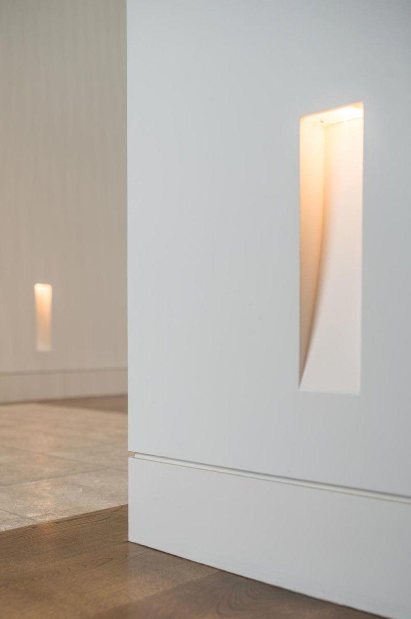hallway light / recessed baseboard / Remuera House - Sumich Chaplin Architects & hallway light / recessed baseboard / Remuera House - Sumich Chaplin ...