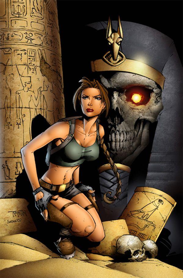 Lara 27 By Seane On Deviantart  Tomb Raider Lara Croft, Lara Croft, Lara Croft Tomb-5015