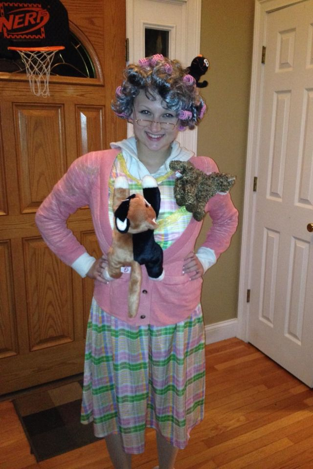 Halloween costume: Crazy Cat Lady | My Style | Pinterest ...