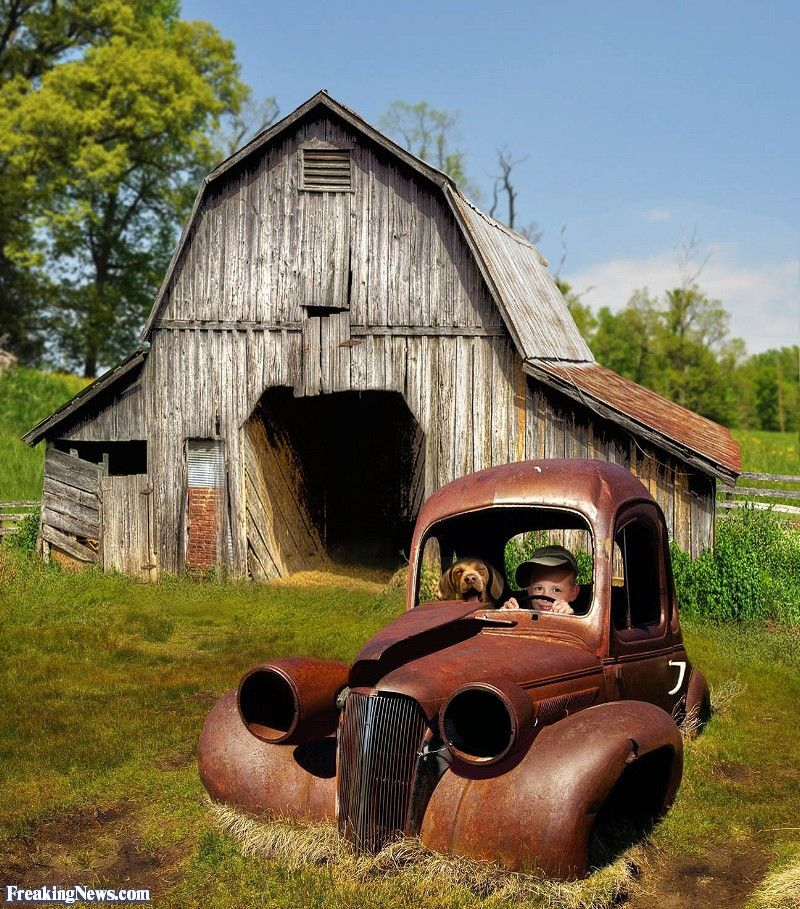 rusty old cars | ... Insurance 101 – Young Drivers – Sticker Shock ...