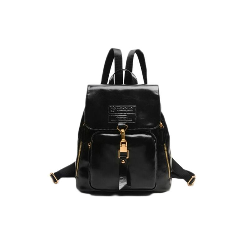 87e841cd449c ... Fashion Casual Backpacks Women PU Leather School Bag Girls Female Candy  Colors Travel Shoulder Bag Waterproof Back Bags  buyonline