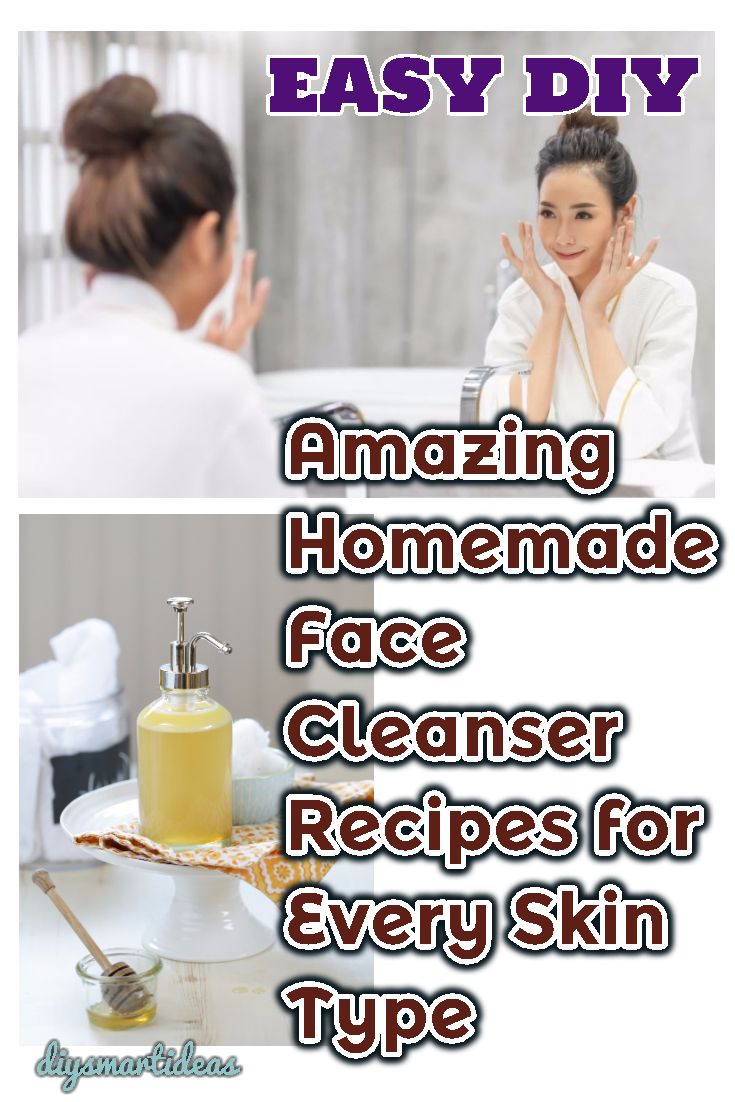 Best Homemade Face Cleansers Without Alcohol in 2020