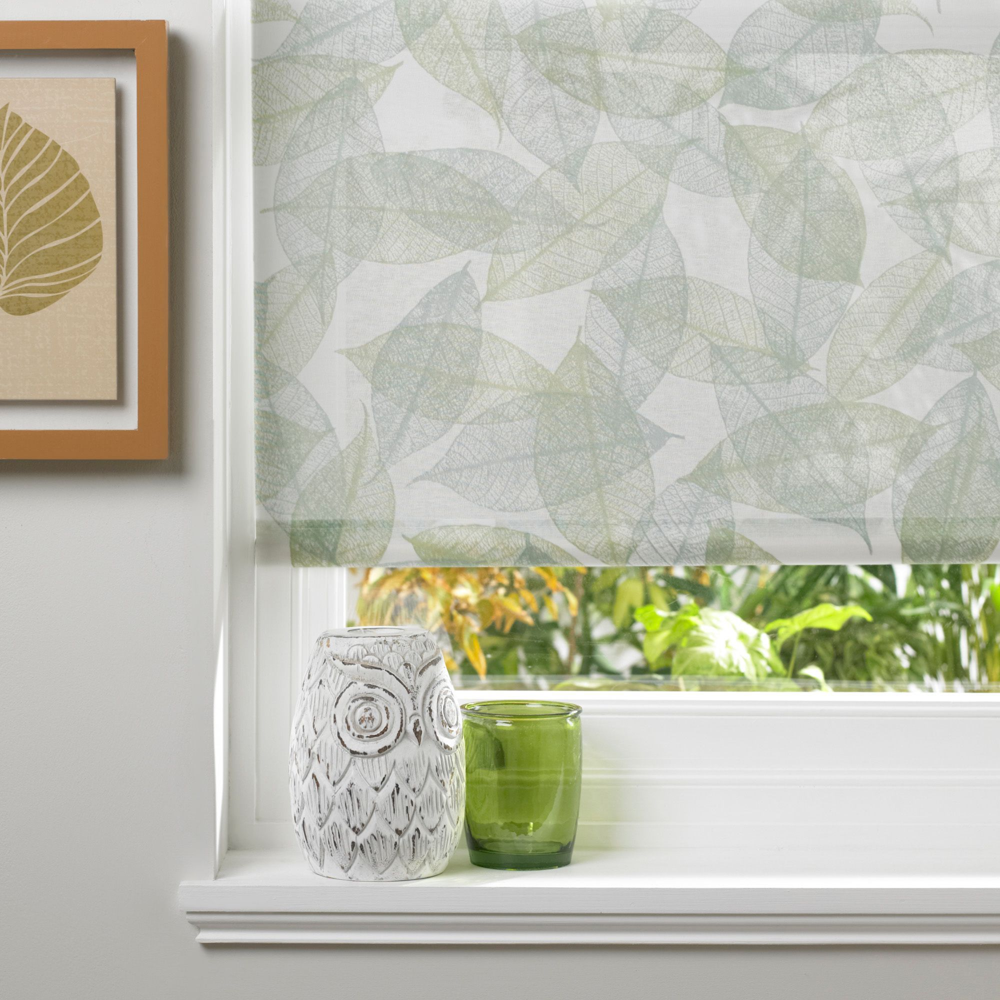 Colours Sensu Corded Cream Sage Roller Blind L 160cm W 60cm Departments Diy At B Q Blinds Roller Blinds Curtains