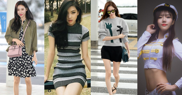 Top Female Idols Who Have The Skinniest Body In The History Of Kpop Skinny Body Skinny Skinny Girls