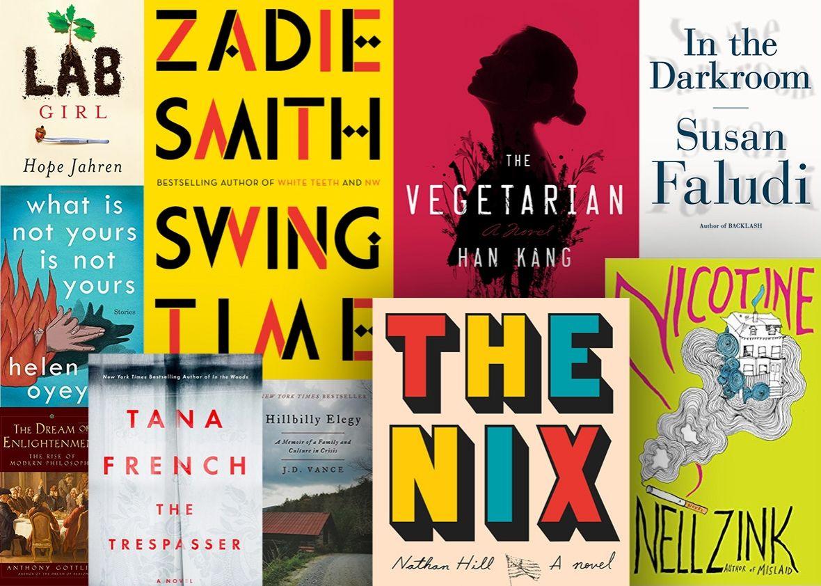 Laura Miller S 10 Favorite Books Of 2016 Books 2016 Books Good Books