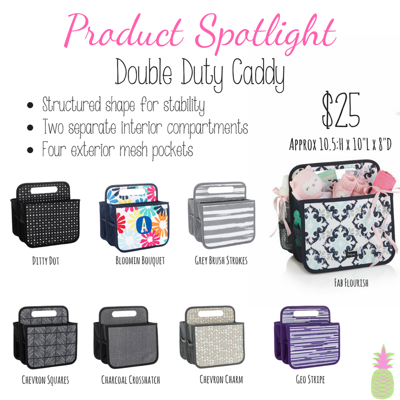 Image result for thirty one product spotlight double duty caddy