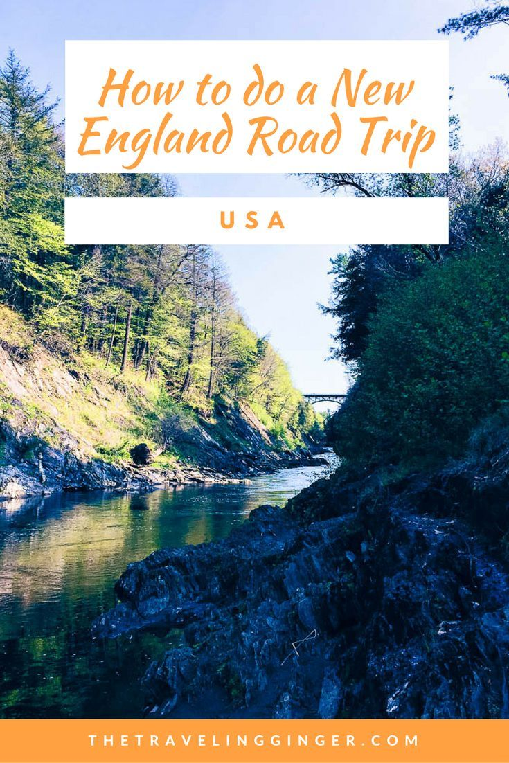 How to road trip Six states in