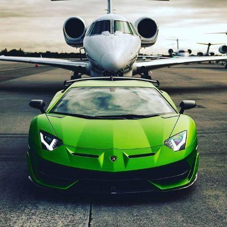 Lamborghini Aventador SVJ⛔️ #lamborghiniaventador
