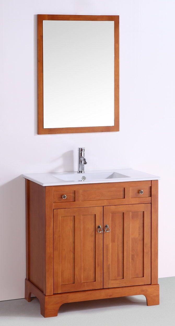Legion WT9121 Mission Bathroom Vanity | Powder room | Pinterest ...