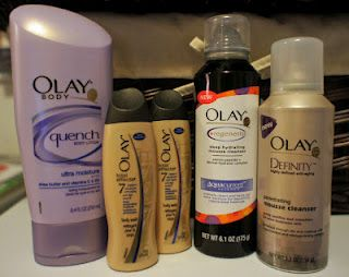 Enter to #Win an Olay Gift Pack in the #ForTheLadies #Giveaway! (ends 7/15) | Made By Renee