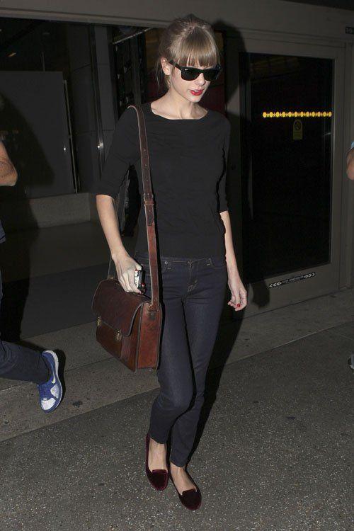 Arriving at LAX airport | Los Angeles | November 12 2012