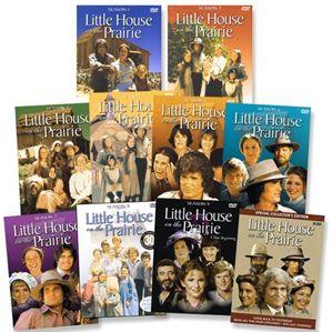 Little House On The Prairie Seasons 1 10 Dvd Little House